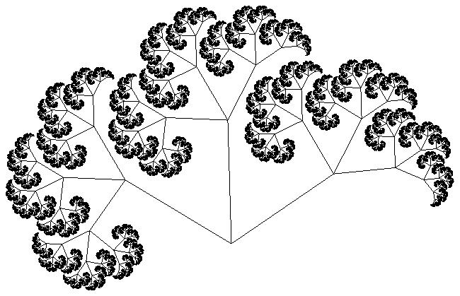 Пифагора дерево