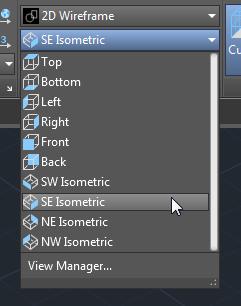 SE isometric