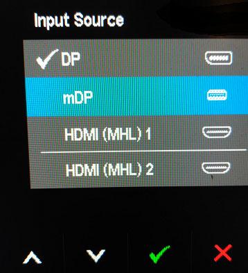 mDP Dell U2415