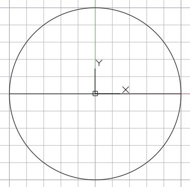 окружность диаметр