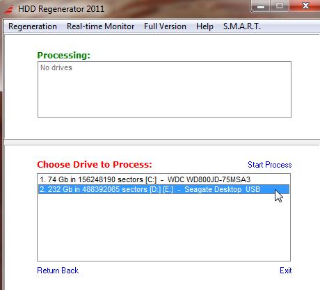 HDD Regenerator hdd