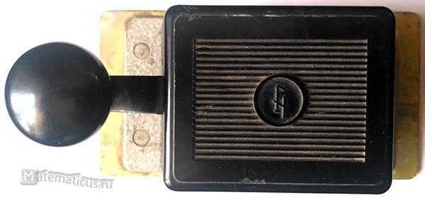 телеграфный ключ