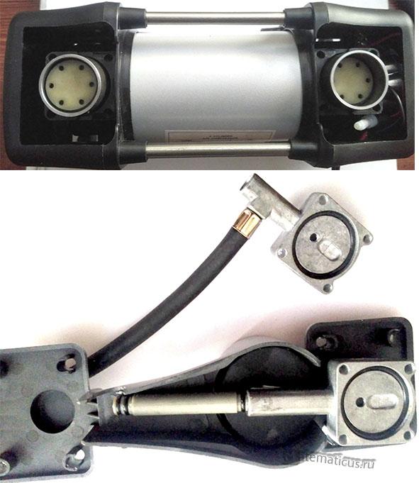 2 cylinder air compressor крышка