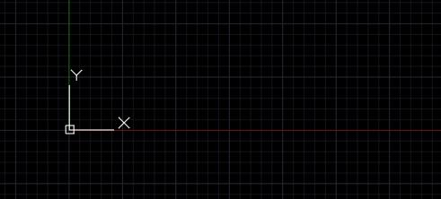 Autocad фон чёрный