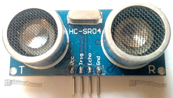 HC-SRD4