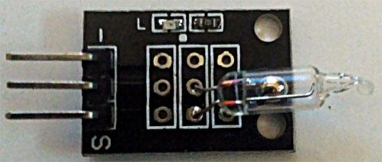 датчик наклона KY-017