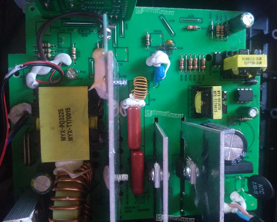 Зарядное устройство ОРИОН PW325M плата